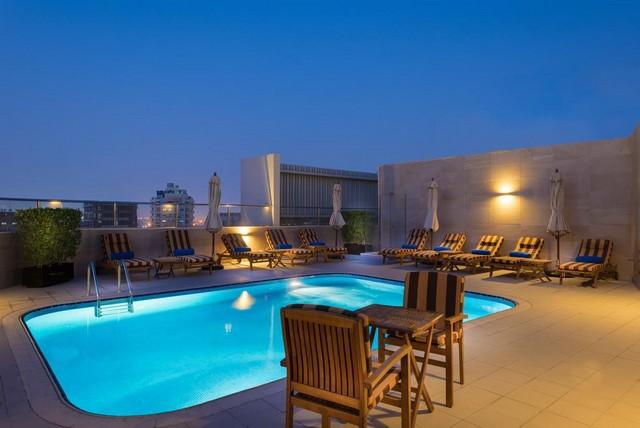 يُمكن الاستمتاع بمرافق العافية في شقة سيتي ستاي برايم الفندقية