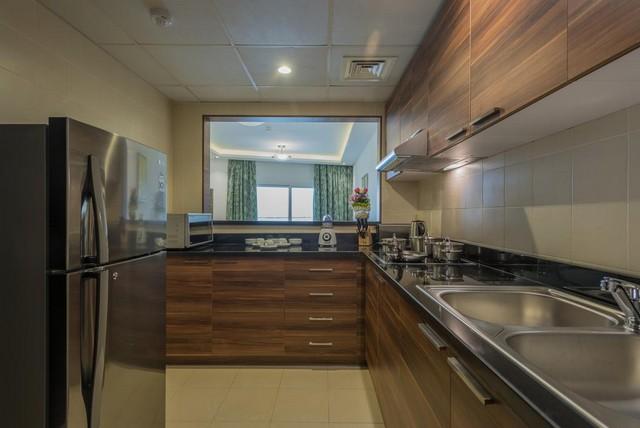 يُمكنكم عمل جميع وجباتكم داخل المطبخ الخاص بـ شقق سيتي ستاي برايم الفندقية
