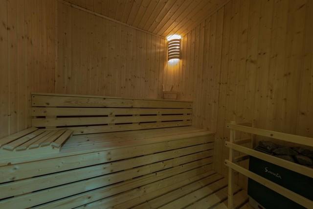 تُعد مرافق الساونا من أمتع المرافق داخل شقق سيتي ستاي دبي