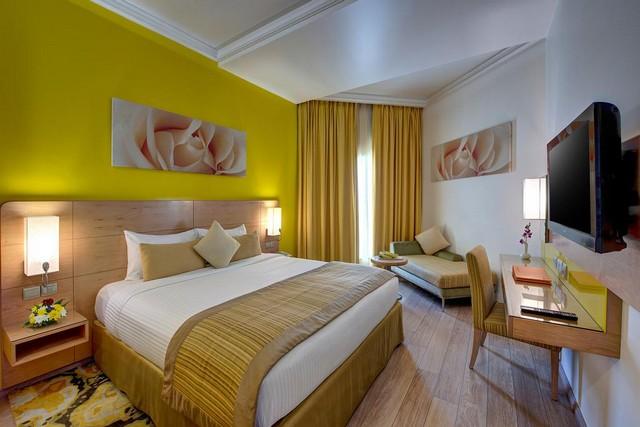 يوفر لك فندق الخوري اكزكتيف الوصل الإقامة الهانئة حيث يُعد من أفخم فنادق بالقرب من لامير دبي