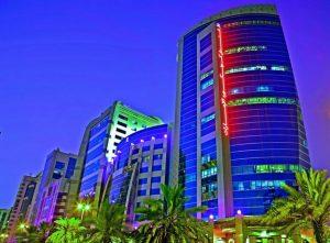 فندق كونكورد الامارات من افضل فنادق ديرة دبي 4 نجوم الذي يتميز بالفخامة في التصميم
