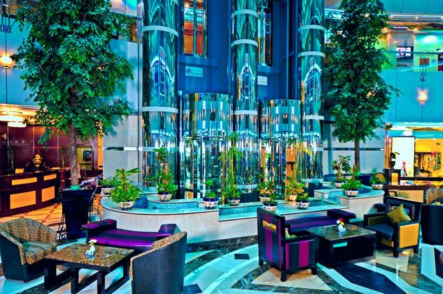 فندق كونكورد الامارات من ارقى فنادق دبي 4 نجوم حيث يتميز بتوفير أرقى الخدمات والمرافق الترفيهية