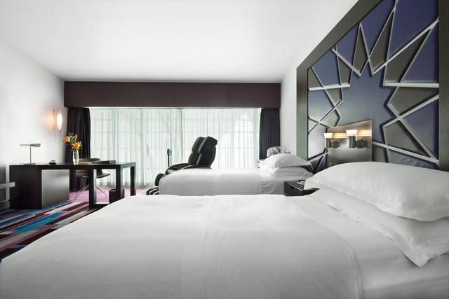 فندق مطار دبي من أرقى الفنادق في دبي حيث ديكوراته الفخمة وخدماته الراقية