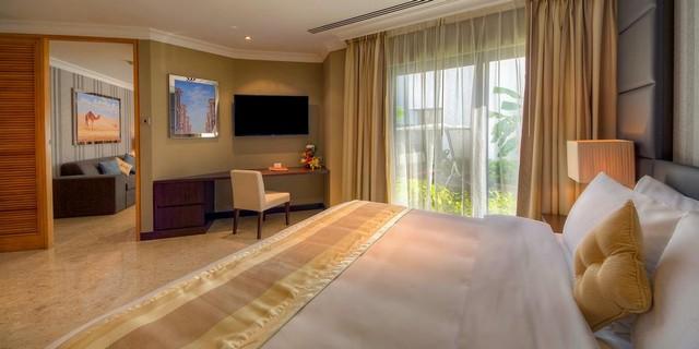 منتجع شاطئ دبي مارين من أجمل فنادق جميرا جي بي ار