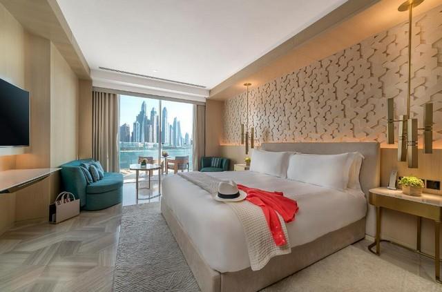 يمنح فندق فايف نخلة جميرا دبي أقصى درجات الرفاهية للنزلاء فهو من أجمل فنادق دبي خمس نجوم