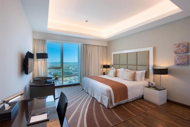فريزر سويتس دبي من أروع فنادق دبي في شارع الشيخ زايد