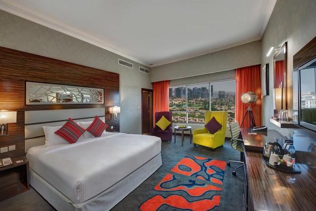 يوفر فندق غايا جراند دبي قائمة مُمتعة من مرافق العافية، ويتميز بأنه من ابهى فنادق دبي خمس نجوم