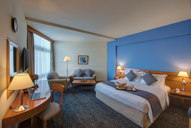 فندق جي 5 دبي من أفخم فنادق قريبة من مطار دبي