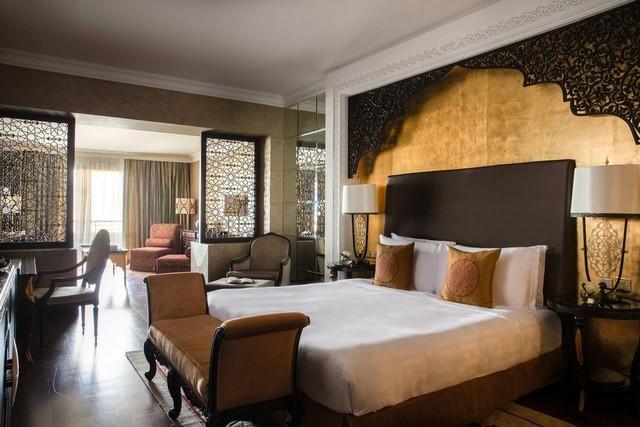 فندق زعبيل سراي أحد اجمل الفنادق في دبي وأكثرها رواجاً