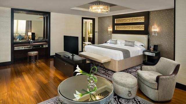 كمبنسكي امارات مول من اجمل الفنادق في دبي بفضل ديكوراته الرائعة