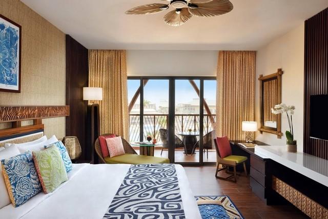 فندق لابيتا ريزورت دبي من أشهر فنادق دبي 4 نجوم حيث الغرف الواسعة والديكورات الرقيقة