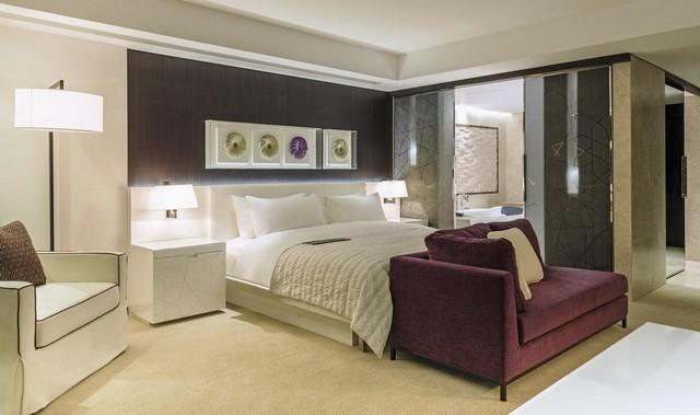 يتميز فندق لو ميريديان دبي القرهود بخدماته الراقية ومرافقه الحيوية الفاخرة