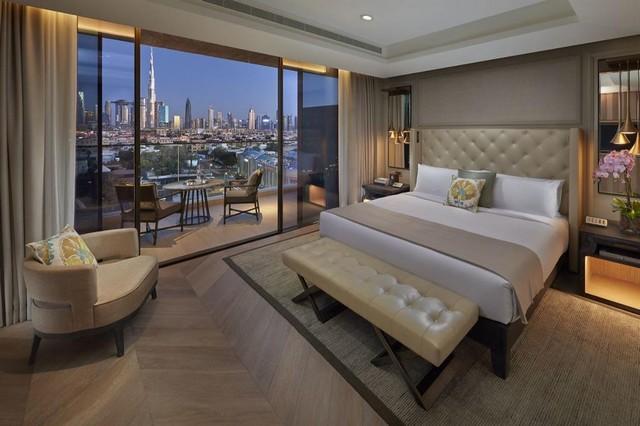 يمتاز فندق مندرين دبي بأنه من أجمل فنادق جميرا في دبي