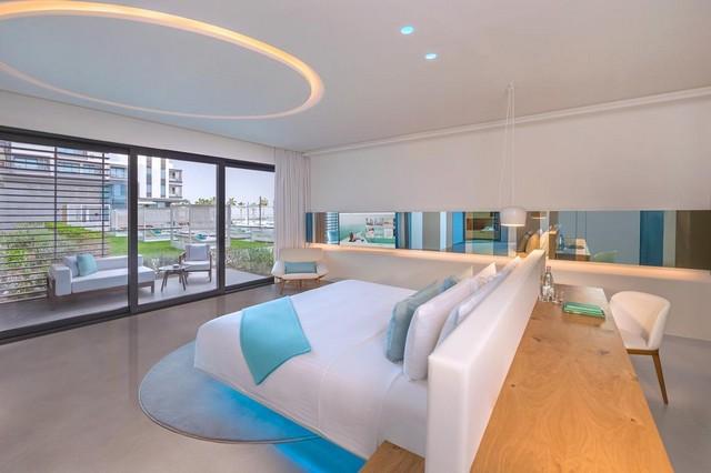 فندق نيكي بيتش دبي أحد فنادق دبي الجميرا الفاخرة