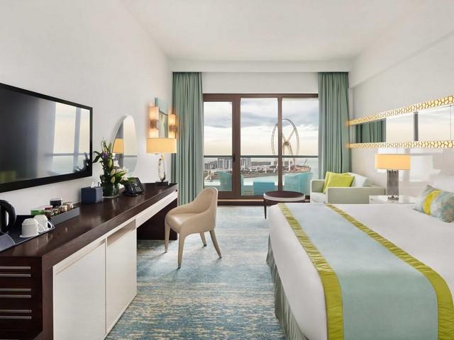 فندق اوشن فيو دبي أحد أجمل فنادق دبي في الجي بي ار