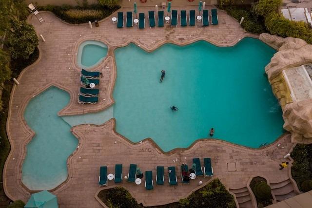 يوجد الكثير من المرافق الترفيهية داخل بارك للشقق الفندقية دبي الإمارات العربية المتحدة