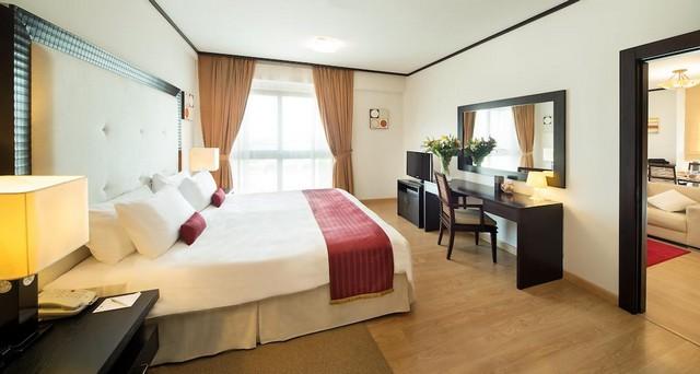 تتميّز غُرف بارك للشقق الفندقية دبي بالأناقة وفخامة التصميمات.