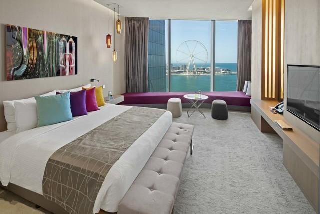 فندق ريكسوس اجمل فندق في دبي حيث المرافق والانشطة الترفيهية المتعددة