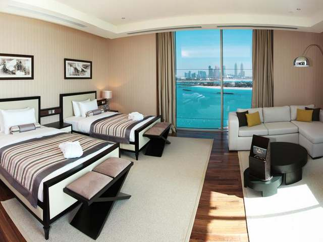 فندق ريكسوس نخلة دبي