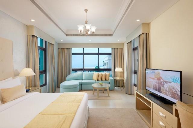 منتجع روضة بيتش يمنح الزائرين الإقامة الهانئة، فهو من أحسن فنادق في جميرا دبي
