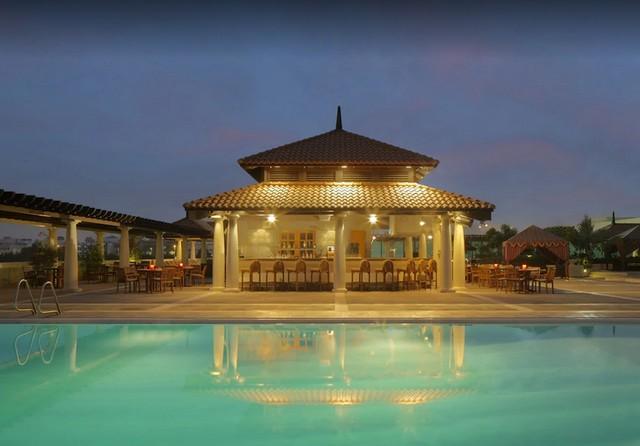 يضم فندق حياة ريجنسي غاليريا ريزيدينس دبي مجموعة مُميزة من المسابح
