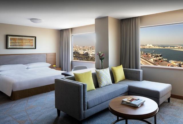 حجز فندق حياة ريجنسي دبي Youtube 0
