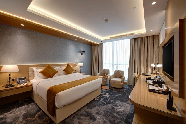 فندق ذا اس البرشاء احد اجميل فنادق فنادق برشا دبي