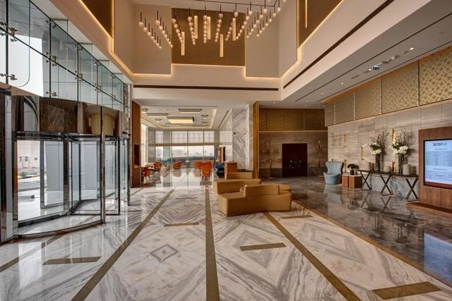 يقدم فندق ذا اس البرشاء مجموعة راقية من التصاميم الحديثة