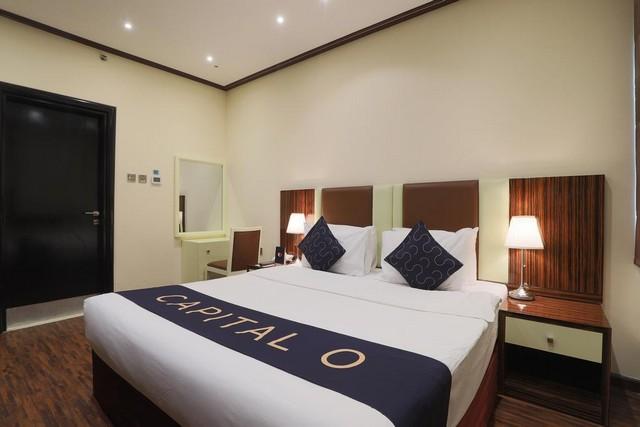 توجد الكثير من الغرف الفاخرة داخل ذا فيو البرشاء للشقق الفندقية