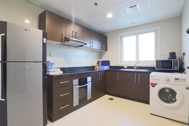 يضم ذا فيو البرشاء للشقق الفندقية دبي جميع المرافق الحيوية