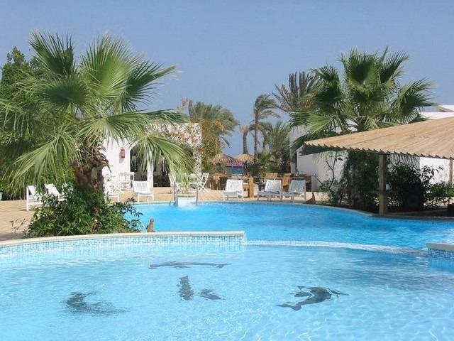 فندق كنابش شرم الشيخ من فنادق شرم الشيخ ثلاث نجوم المواجهة للبحر