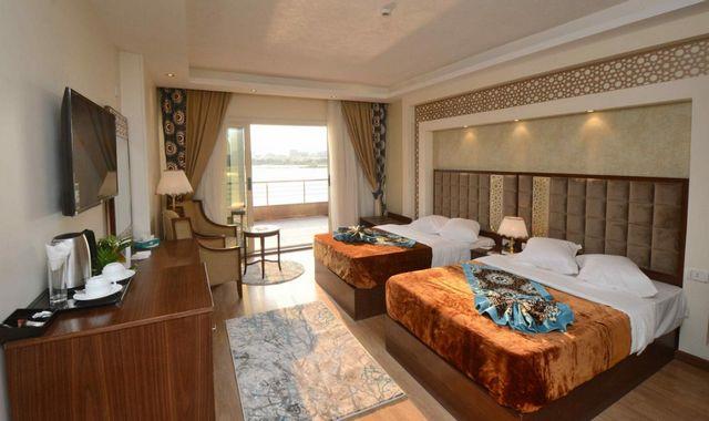 تتميز فنادق الجيزة 4 نجوم بقربها من أهم معالم السياحة في القاهرة