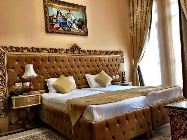 فندق رويال فكتوريا من فنادق تونس العاصمة 4 نجوم التي تتميّز بُرقي تصاميمها.