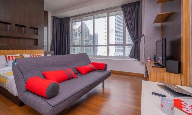 تُقدّم هذه البناية مجموعة من ارخص شقق فندقية كوالالمبور ذات التصميمات العصرية