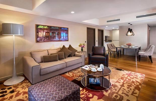 موقع فندق اسكوت كوالالمبور قريب من معالم جذب شهيرة في المدينة