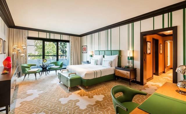 يتميز فندق دينامو باكو بضمه لخدمات مُتميّزة جعلته فنادق باكو على البحر