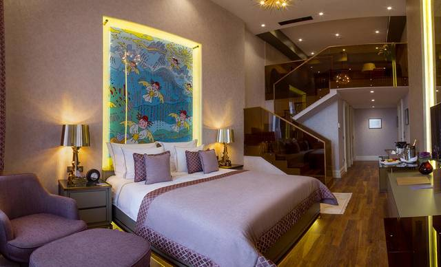 فندق أرت جاليري بوتيك من الفنادق المُناسبة للعائلة بين فنادق باكو على البحر