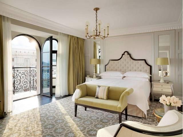 يُعد فندق فور سيزون باكو من أشهر فنادق باكو على البحر لضمه خدمات عديدة مما يجعله الخيار الأمثل
