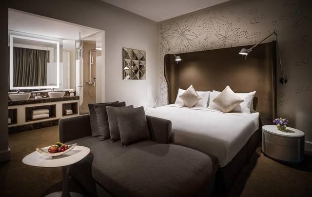 فندق إينتوريست باكو كولكشن من افضل فنادق باكو على البحر الفاخرة