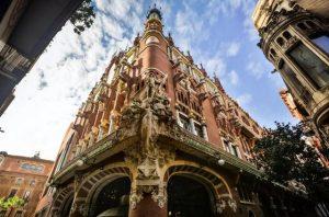 فنادق برشلونة وسط المدينة تتميز بقربها من المعالم السياحية