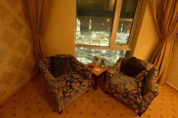 رتاج البيت أحد أفضل شقق فندقية في مكة قريبة من الحرم