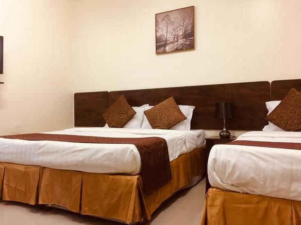 خيار رائع في قائمة شقق فندقية قريبة من الحرم المكي مع أسعار جيدة موقع مميز