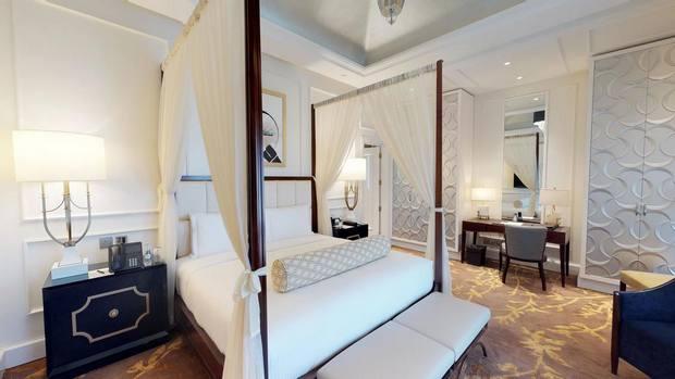أحد أفضل فنادق التحليه بجده يوفر غرف فسيحة بمرافق متنوعة