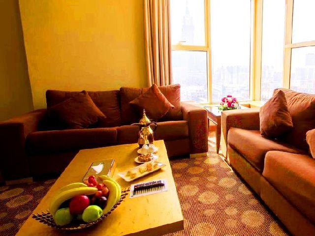 يوفر افضل فندق في مكة مرافق ترفيهية متميزة وخدماتٍ ممتازة