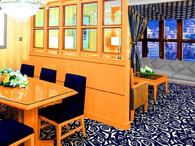 يتمتع افضل فندق في مكه بالعديد من المزايا مثل الموقع المركزي وغيرها