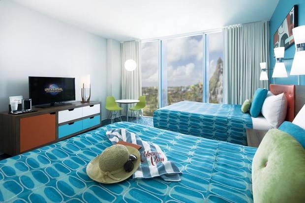 من افضل فنادق اورلاندو يوفر أنشطة ترفيهية متنوّعة وخيارات طعام عديدة