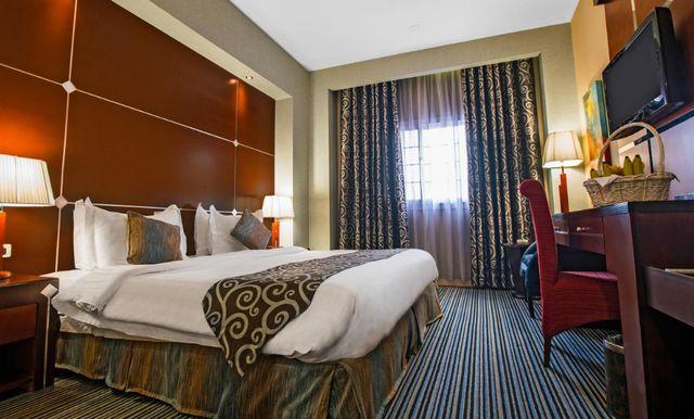 من فنادق جدة التي توفر وحدات عصرية أنيقة مثالية للعائلات
