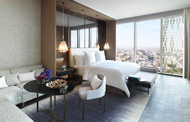 فندق فور سيزون أحد افضل فنادق الكويت فهو يضم خدمات مُبهرة
