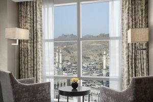فنادق قريبة من الحرم المكي ورخيصة وإطلالة رائعة