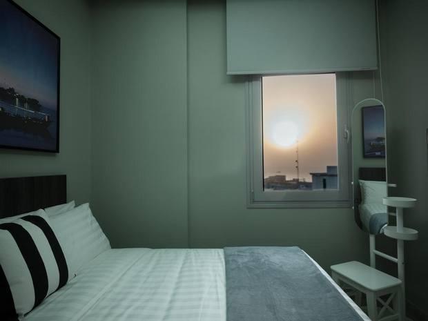 سراي برايم للشقق الفندقية من أبرز فنادق بنيد القار الكويت لتقديمها غٌرف واسعة ونظيفة